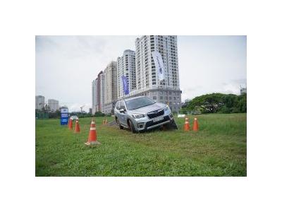 Subaru Ultimate Test Drive 2020