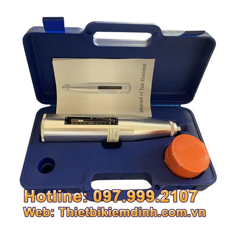 Súng thử cường độ bê tông - HT225