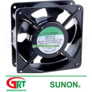 Sunon HA40101V4, Quạt hướng trục Sunon HA40101V4, Fan Sunon HA40101V4, Đại lý Sunon tại Việt Nam