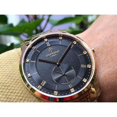 Đồng hồ nam sunrise 1114sa - mkd chính hãng