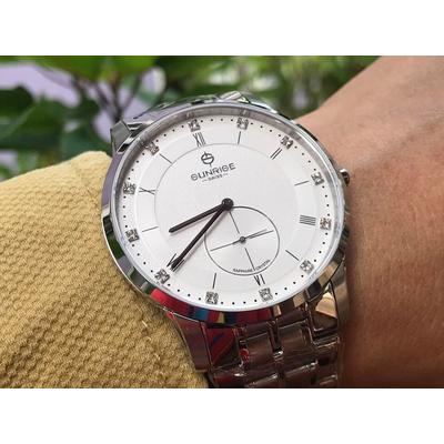 Đồng hồ nam sunrise 1114sa - msst chính hãng