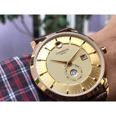 Đồng hồ nam Sunrise 1115pa - mkv chính hãng