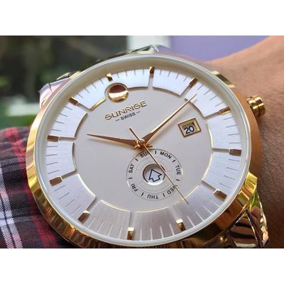 Đồng hồ nam Sunrise 1115sa - mskt chính hãng