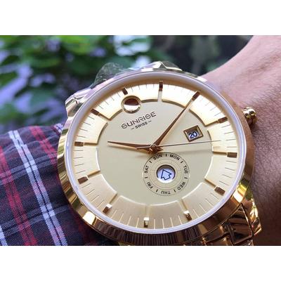 Đồng hồ nam Sunrise 1115sa - mkv chính hãng