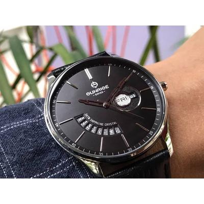 Đồng hồ nam Sunrise 1127pa - sd chính hãng