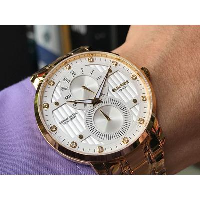 Đồng hồ nam Sunrise 1164sa - mkt chính hãng