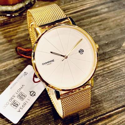 Đồng hồ nam Sunrise 1198SA - mkt chính hãng
