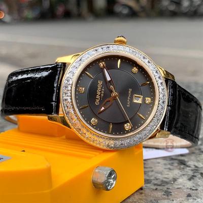 Đồng hồ lắc nữ sunrise 2193BA - kbdd chính hãng