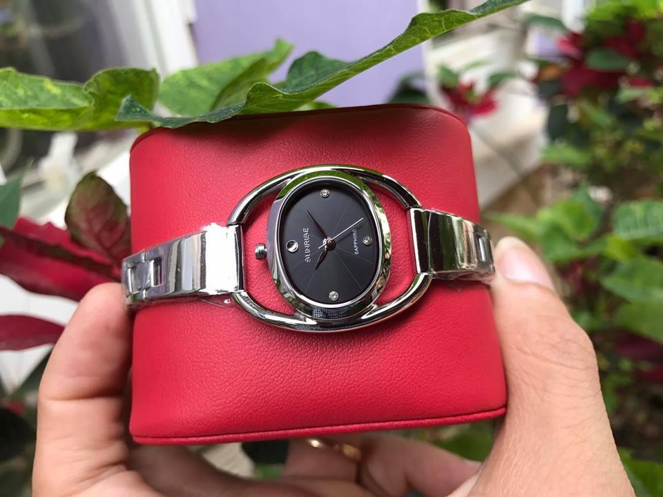 Đồng hồ lắc nữ sunrise 9917sa - sd chính hãng