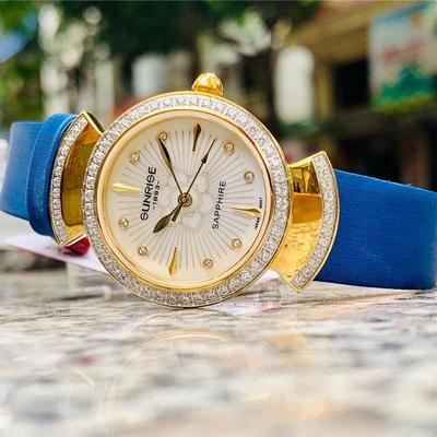 Đồng hồ lắc nữ sunrise 2207BB - kbxt chính hãng