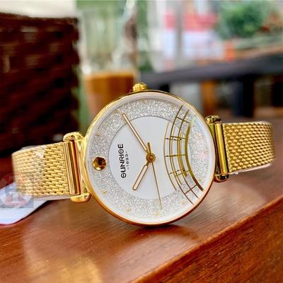 Đồng hồ lắc nữ sunrise 9805sa - lkt chính hãng