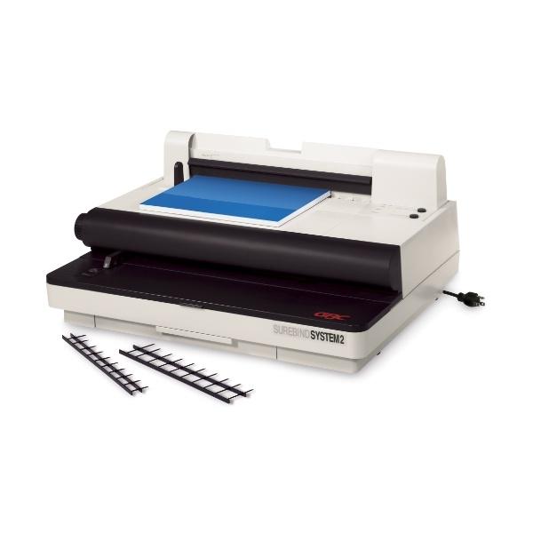 Máy đóng sách thanh nẹp nhựa điện GBC Surebind System 2
