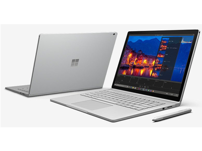 Microsoft Surface Book (Core i7-6600U | Ram 16GB | SSD 1TB | 13.5 inch WQXGA+ Touch | Nvidia 965M)