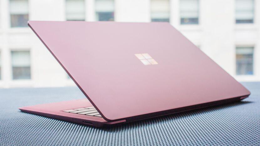 Microsoft Surface Laptop 1 (Core M3-7Y30 | Ram 4GB | SSD 128GB | 13.5 inch 2K)