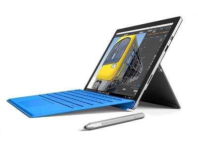 Microsoft Surface Pro 4 (Core i5-6300U   Ram 8GB   SSD 512GB   99% Touch + Phím + Sạc