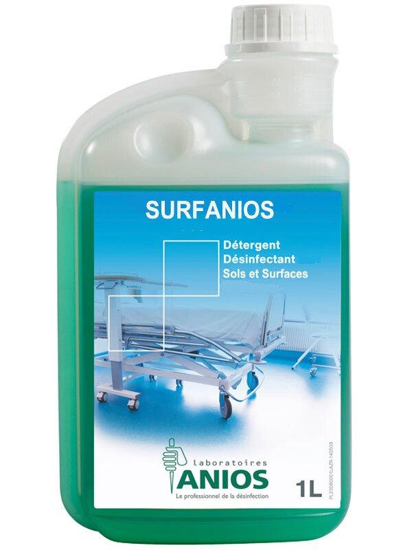 Surfanios Dung dịch tẩy rửa, khử trùng sàn nhà & các bề mặt