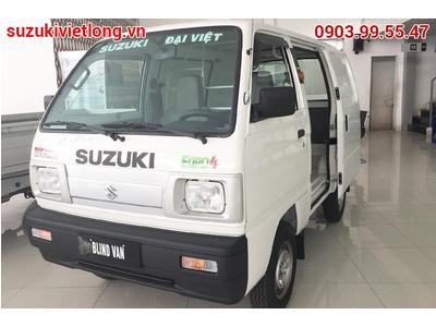 Suzuki Blind Van 2021