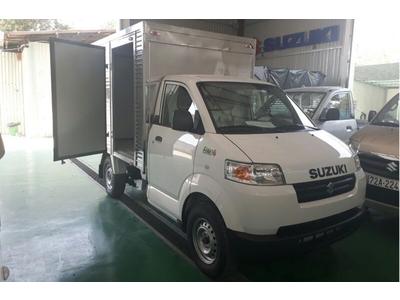 Suzuki Carry Pro 480Kg - 580Kg - Thùng Composite 2 cửa