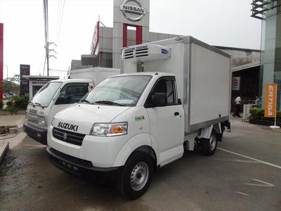 Suzuki Carry Pro 480Kg - 580Kg - Thùng đông lạnh