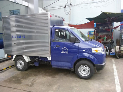 Suzuki Carry Pro 750kg thùng kín - Xe tải Suzuki 750kg