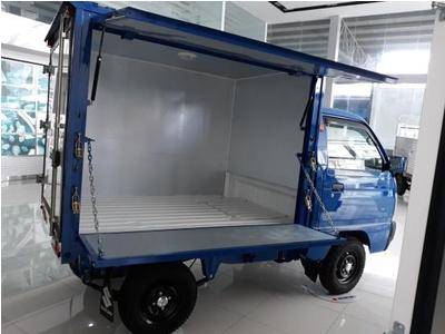 Suzuki Carry Truck 495kg - 500kg - Thùng cánh dơi