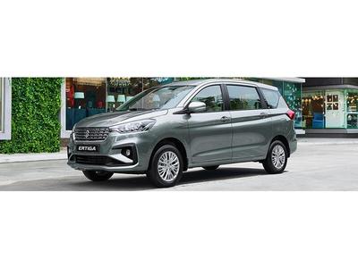 Suzuki Ertiga GL - SỐ SÀN