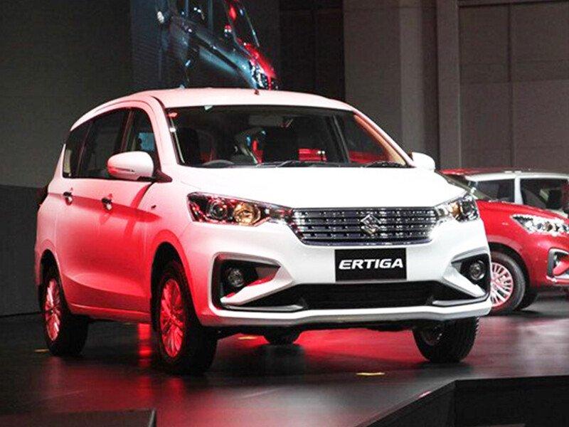 Suzuki Ertiga GL 2021