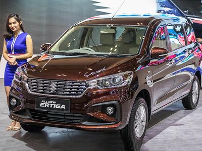 Suzuki Ertiga MT