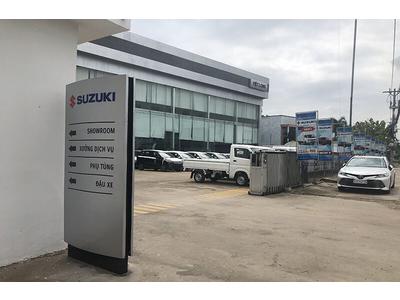 Suzuki Hóc Môn   Đại lý ô tô Suzuki giá tốt nhất tại Hóc Môn TP HCM