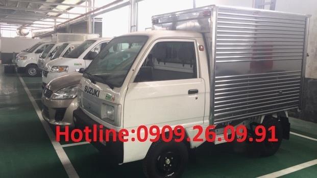 Suzuki Carry Truck thùng kín - Xe tải nhẹ Suzuki 550kg