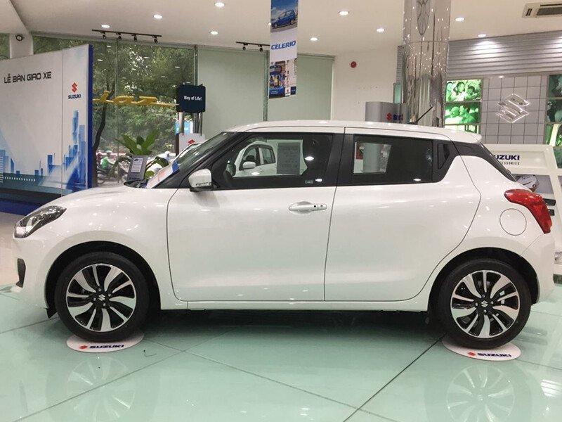 Suzuki Swift GLX 2021