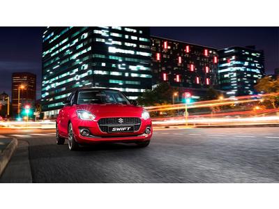 Suzuki Swift GLX - SỐ TỰ ĐỘNG
