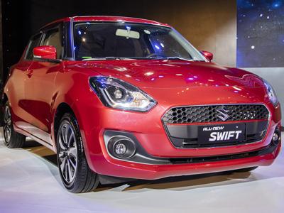 Suzuki Swift GLX