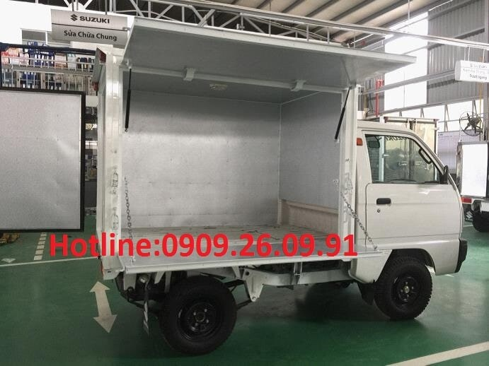 Suzuki CarryTruck 495kg thùng cánh dơi (Độc quyền tại suzuki Đại Việt)