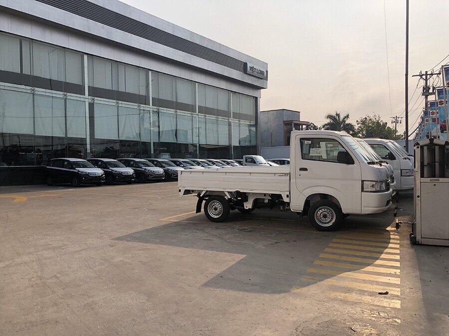 Suzuki Việt Long Quận 12 - Đại lý ô tô Suzuki  3S lớn nhất Sài Gòn