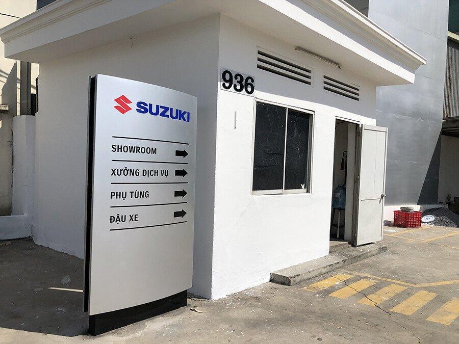 Suzuki Việt Long Quận 12 tọa lạc tại 936 Quốc Lộ 1A, Phường Thạnh Xuân, Quận 12, Thành Phố Hồ Chí Minh
