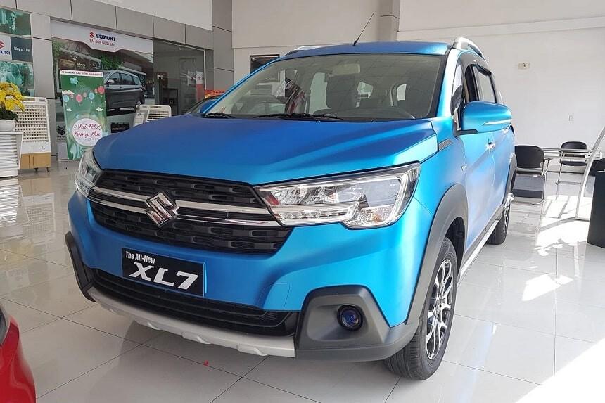 Suzuki XL7 triển khai khuyến mãi tháng 3-2021