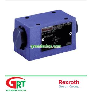 SV 6 | Rexroth | Van một chiều | check valve | Rexroth ViệtNam