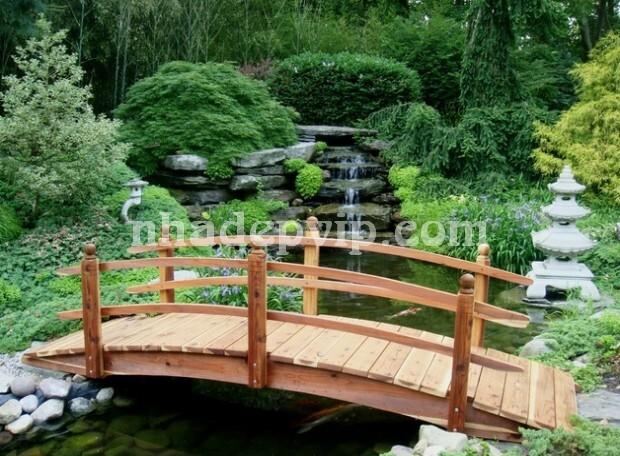 Tiểu cảnh sân vườn mẫu SV21
