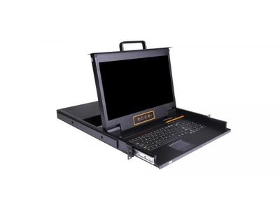 "SW1708 - 1U 17.3 "" HD Rack Mount LCD KVM Switch 8 port"