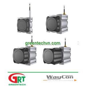 SX135 series | Draw-wire position sensor | Cảm biến vị trí dây rút | WayCon Việt Nam