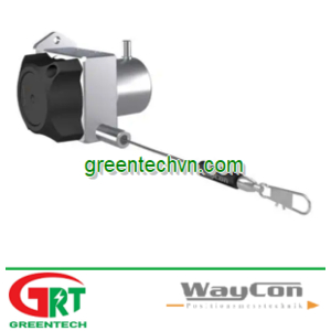 SX50 series | Draw-wire position sensor | Cảm biến vị trí dây rút | WayCon Việt Nam