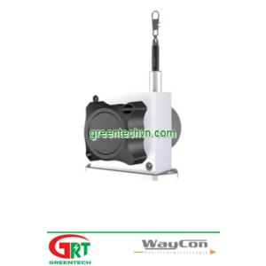 SX80 series | Draw-wire position sensor | Cảm biến vị trí dây rút | WayCon Việt Nam