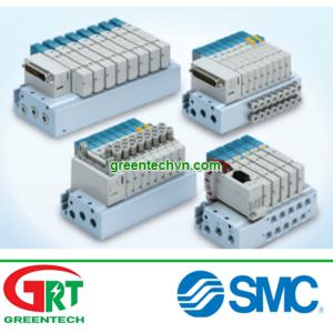 SY3160-5MO   SMC SY3160-5MO   Hộp phân phối khí SY3160   SMC Manifold   SMC Vietnam  