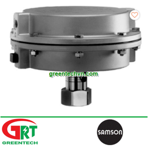 T 5840 | Samson T 5840 | Bộ điều khiển van khí tuyến tính T 5840 | Samson vietnam