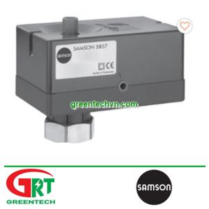 T 5857 | Samson T 5857 | Bộ điều khiển van bằng điện tuyến tính T 5857 | Samson vietnam