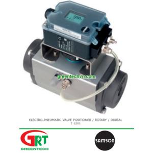 T 8395 | Samson T 8395 | Bộ chỉ báo vị trí van điện khí T 8395 | Samson vietnam