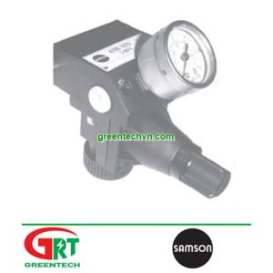 T 85465 | Samson T 8546 | 'bộ điều áp khí nén T 8546 | Samson vietnam