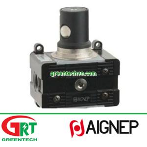 T050   Aignep   Manual valve / electropneumatic / pneumatic-operated / shut-off   Aignep Vietnam