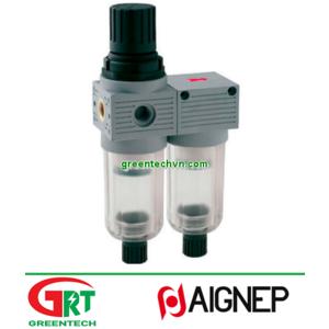 T450-MINI   Aignep   Bộ lọc khí nén tự động   Aignep Vietnam